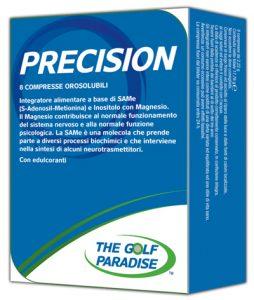 PRECISION - Integratore alimentare a base di SAMe (S-Adenosil-